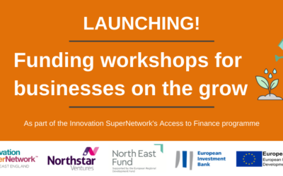 Free Funding Workshops with The Innovation SuperNetwork