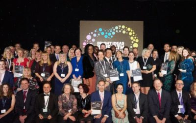 Bright Ideas in Health Awards 2019 – Winners!
