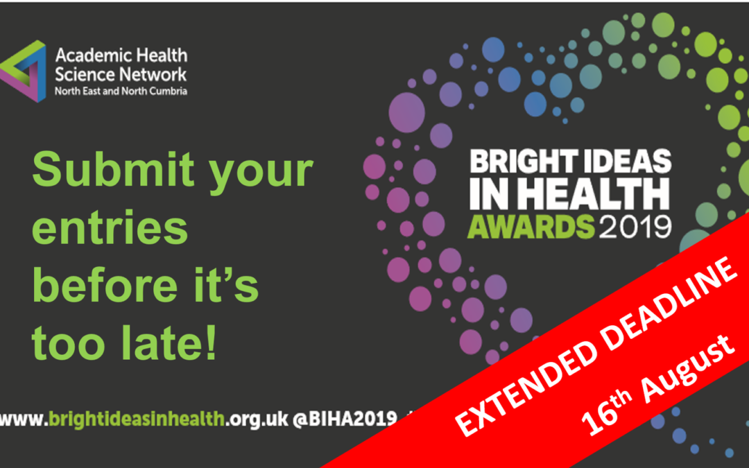 Bright Ideas in Health Awards
