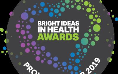 Innovators recognised in shortlist for region's leading healthcare awards!